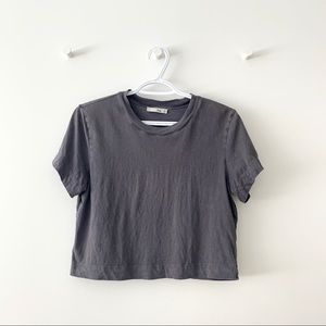 Wilfred Free Cropped Weekend T-shirt